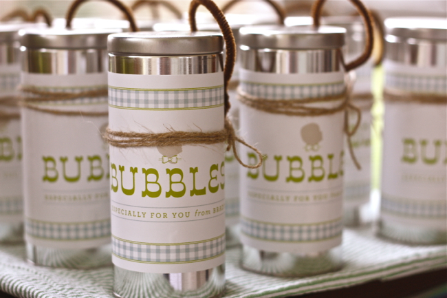 What Kind Of Favors Can You Give At A One Year Olds Birthday Party That The Little Guests Will Really Love BUBBLES I Got This Idea From