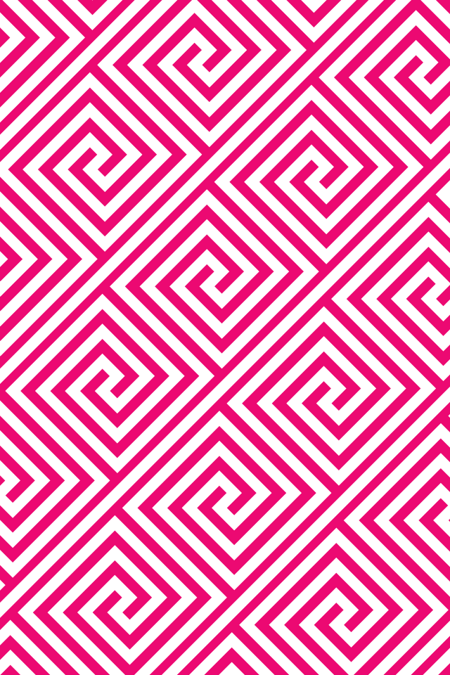 Fuchsia Key IPhone Wallpaper