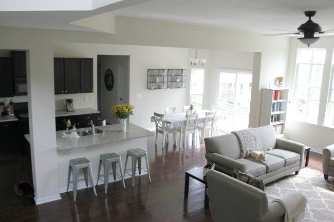 kitchenlivingroomcombo