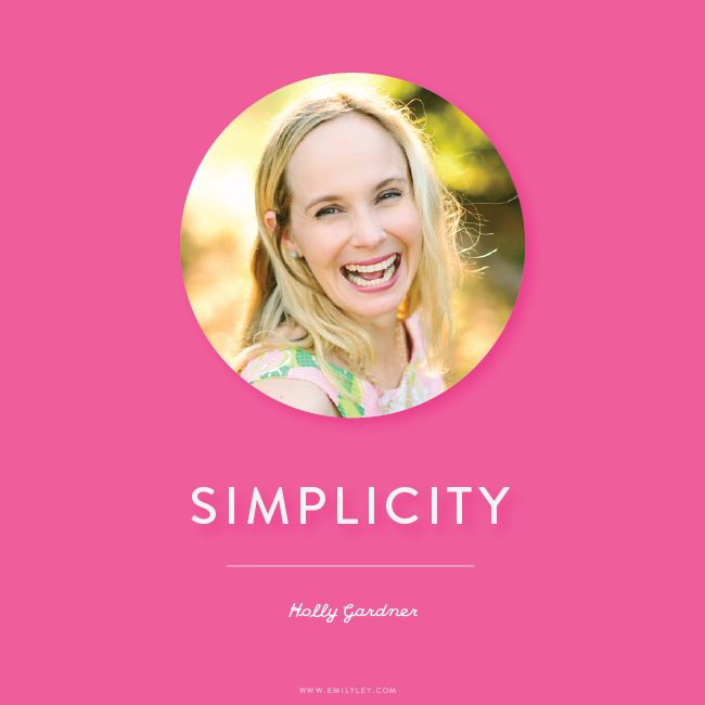 Simplicity-Series-with-Holly-Gardner